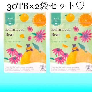 セイカツノキ(生活の木)のエキナセアベア 30TB×2袋 生活の木おいしい ハーブティー(茶)