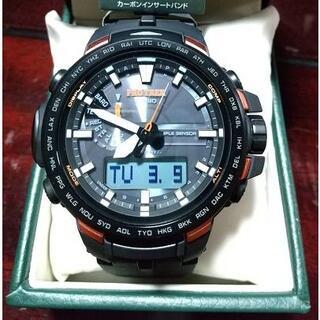 カシオ(CASIO)の超人気モデル カシオ プロトレック PRW-6100Y-1JF(腕時計(デジタル))
