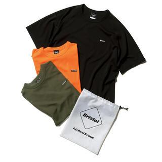 エフシーアールビー(F.C.R.B.)のFCRB 3PACK TEE Mサイズ(Tシャツ/カットソー(半袖/袖なし))