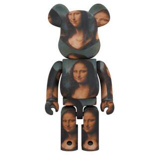 メディコムトイ(MEDICOM TOY)の【新品未開封】BE@RBRICK LEONARD Mona Lisa 1000%(その他)