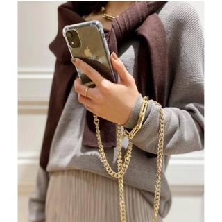 ドゥーズィエムクラス(DEUXIEME CLASSE)のMUSE de Deuxieme Classe PHONIE/フォニー(iPhoneケース)