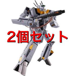マクロス(macros)の2個 DX超合金 初回限定版 VF-1S バルキリー ロイフォッカー スペシャル(模型/プラモデル)