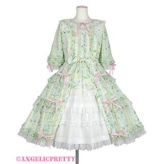 アンジェリックプリティー(Angelic Pretty)のSecret Daisy Gardenワンピース(ひざ丈ワンピース)