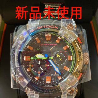 ジーショック(G-SHOCK)のカシオ フロッグマン G-SHOCK GWF A1000BRT-1AJR(腕時計(アナログ))