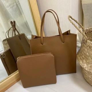 I am square bag(トートバッグ)