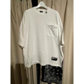 ミハラヤスヒロ(MIHARAYASUHIRO)のGU ミハラヤスヒロ フハクコンビネーションT(5分袖)MY +E M(Tシャツ/カットソー(半袖/袖なし))