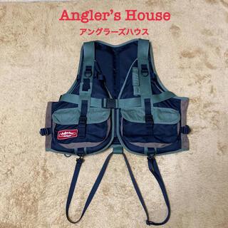 【Angler's House】BT-GLOBO ゲームベスト(ウエア)