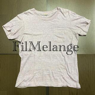 ヤエカ(YAECA)のFilMelange フィルメランジェ SUNNY サニー(Tシャツ/カットソー(半袖/袖なし))