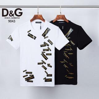 ドルチェアンドガッバーナ(DOLCE&GABBANA)のDolce Gabbana Tシャツ 半袖 37(シャツ/ブラウス(長袖/七分))