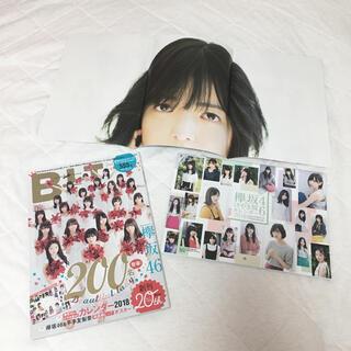 ケヤキザカフォーティーシックス(欅坂46(けやき坂46))のB.L.T. 創刊20周年記念号(音楽/芸能)