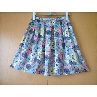 アナスイ(ANNA SUI)のANAYI☆アナイ☆可愛らしいスカート(ひざ丈スカート)