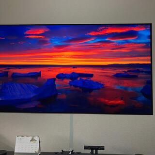 エルジーエレクトロニクス(LG Electronics)のLG 有機ELテレビ OLEDW7P(テレビ)