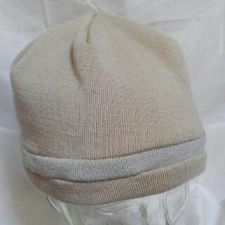 エバーラスティングライド(EVERLASTINGRIDE)のEVERLASTING RIDE コットン ニット帽 ビーニー 未使用品(ニット帽/ビーニー)