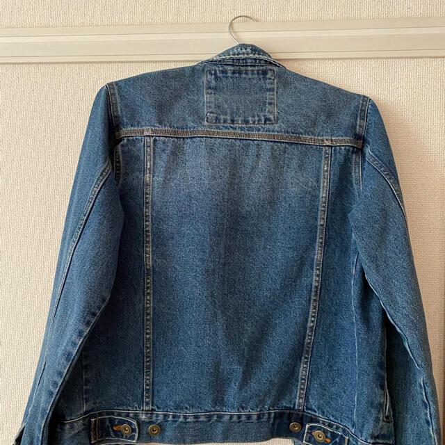 ZARA(ザラ)のZARA デニムジャケット メンズのジャケット/アウター(Gジャン/デニムジャケット)の商品写真