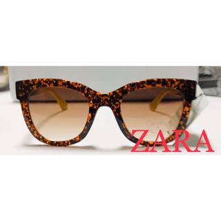 ザラ(ZARA)のzara ザラ  新品 サングラス 眼鏡(サングラス/メガネ)