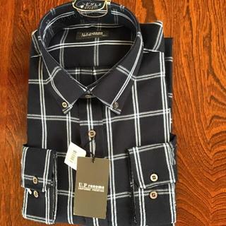 ユーピーレノマ(U.P renoma)の紳士服 LLサイズ カッター U.P renoma 長袖(シャツ)