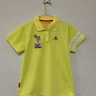 ルコックスポルティフ(le coq sportif)のなかよしこよし様専用 ゴルフ ポロシャツ ルコック レディース  L Lサイズ(ウエア)