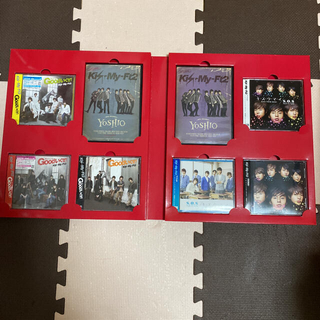 キスマイフットツー(Kis-My-Ft2)のKis-My-Ft2 キスマイ CD DVD BOX 限定品(ポップス/ロック(邦楽))
