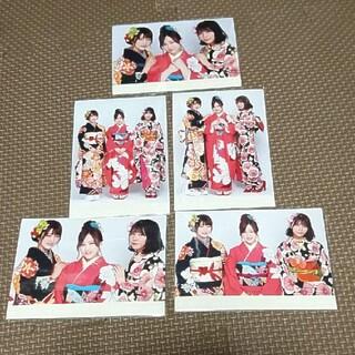 乃木坂46! 生写真 20th Anniversary 星野みなみ 5種コンプ(アイドルグッズ)