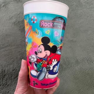 ディズニー(Disney)のディズニージュースカップ(キャラクターグッズ)