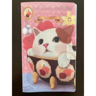 Choo choo cat ステッカーパック(^^)(シール)