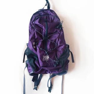 カリマー(karrimor)のカリマー バックパック SL20 リュック(登山用品)