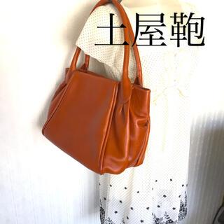 ツチヤカバンセイゾウジョ(土屋鞄製造所)の土屋かばん レザー茶色バッグ(トートバッグ)