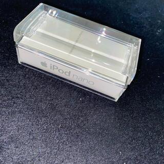 アップル(Apple)のipod nano 8GB 箱のみ 箱(その他)