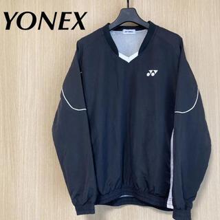 ヨネックス(YONEX)のYONEX ヨネックス メンズ ユニセックス ピステ S ナイロン トレーナー(ウェア)