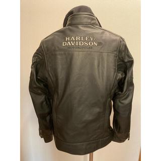 ハーレーダビッドソン(Harley Davidson)のハーレーダビッドソン レザージャケット パーカー M(レザージャケット)