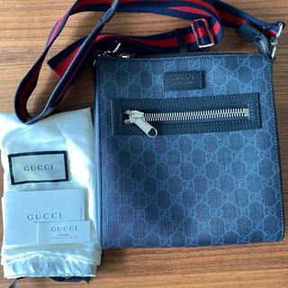 グッチ(Gucci)のGUCCI スプリームキャンパスメッセンジャーバッグ(メッセンジャーバッグ)
