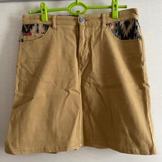 チチカカ(titicaca)のチチカカ 膝丈スカート(ひざ丈スカート)