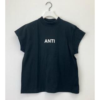 EVERLAST ハイネックロゴteeシャツ