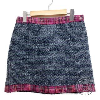 シャネル(CHANEL)のシャネル スカート 38(ミニスカート)