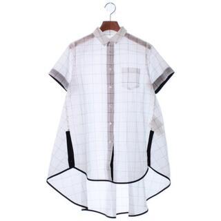 サカイ(sacai)のsacai カジュアルシャツ レディース(シャツ/ブラウス(長袖/七分))