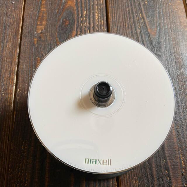 maxell(マクセル)の【maxell】DVD-R  データ用 10枚セット エンタメ/ホビーのDVD/ブルーレイ(その他)の商品写真