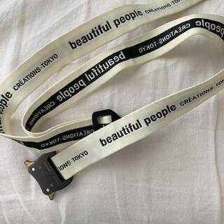 ビューティフルピープル(beautiful people)のbeautiful people ベルト(ベルト)