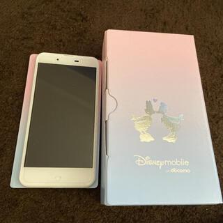 ディズニー(Disney)のディズニー Disney mobile on docomo DM-01J(スマートフォン本体)