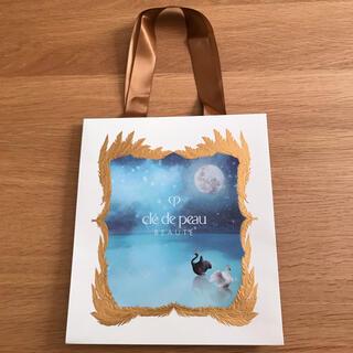 クレドポーボーテ(クレ・ド・ポー ボーテ)のクレ・ド・ポー ボーテ cle de peau BEAUTE 紙袋(ショップ袋)