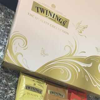 トワイニング紅茶 クオリティコレクション 60袋(茶)