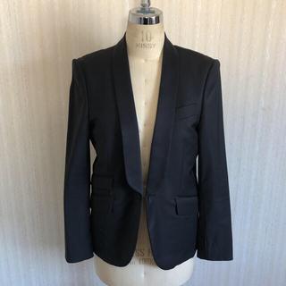 DOUBLE STANDARD CLOTHING - DOUBLE STANDARD CLOTHING/him.黒ジャケットサイズ44