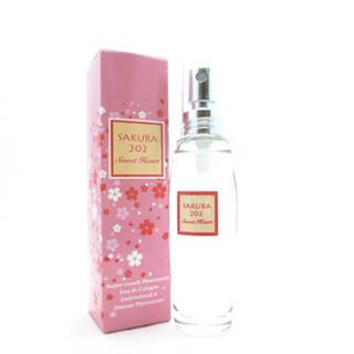 ジルスチュアート(JILLSTUART)のSAKURA 202 sweet heart 新品未使用 香水(ユニセックス)