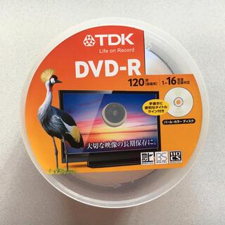 ティーディーケイ(TDK)のTDK DVD -R  37枚入り(その他)
