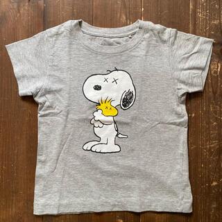 ユニクロ(UNIQLO)の【KAWS×PEANUTS】T -SH 110(Tシャツ/カットソー)