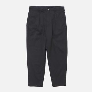 エンジニアードガーメンツ(Engineered Garments)のENGINEERED GARMENTS CARLYLE PANT ブラック XS(スラックス)