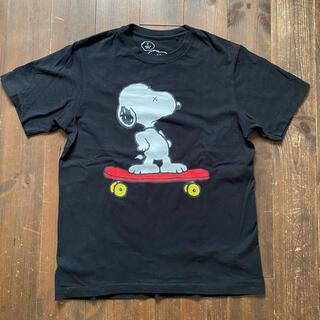 ユニクロ(UNIQLO)の【KAWS×PEANUTS】men's カウズT-SH M(Tシャツ/カットソー(半袖/袖なし))