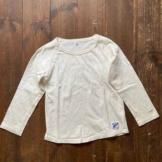 マーキーズ(MARKEY'S)の【MARKEYS】 コットン ロンT 110 オフホワイト(Tシャツ/カットソー)