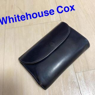 ホワイトハウスコックス(WHITEHOUSE COX)のホワイトハウスコックス【Whitehouse Cox】折り財布(折り財布)