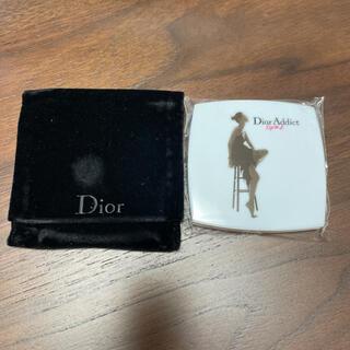 Christian Dior - 【クリスチャンディオール】ノベルティ ミラー ケイト・モス