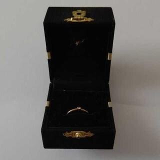 ジュピターゴールドレーベル(jupiter GOLD LABEL)の梨花プロデュースjupiterピンクゴールドリング/ダイヤモンド(リング(指輪))